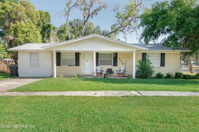 129 Michigan Ave E, Macclenny, FL 32063 (MLS #1108172) :: Olde Florida Realty Group