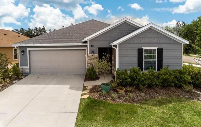 443 Hepburn Rd, Orange Park, FL 32065 (MLS #1108197) :: Berkshire Hathaway HomeServices Chaplin Williams Realty