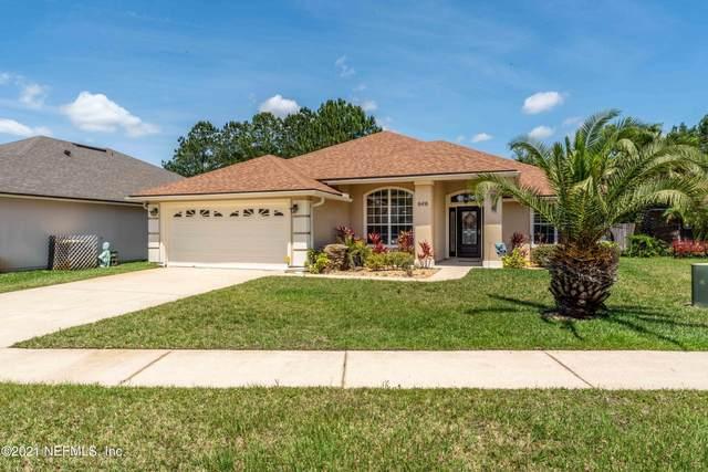 8418 Beresford Ln, Jacksonville, FL 32244 (MLS #1108201) :: The Hanley Home Team