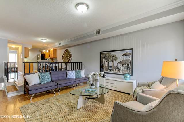 5375 Ortega Farms Blvd #804, Jacksonville, FL 32210 (MLS #1108211) :: The Volen Group, Keller Williams Luxury International