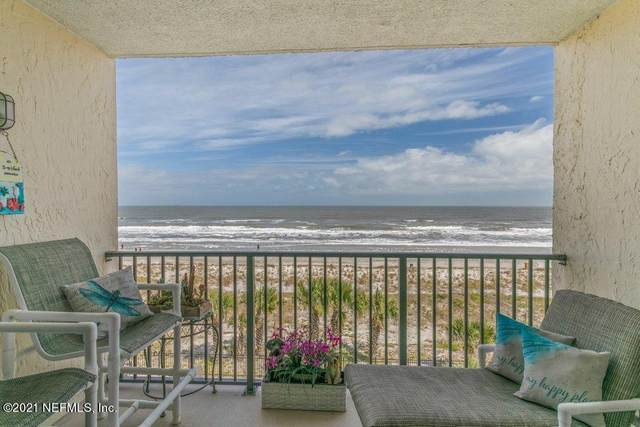 601 1ST St S 4E, Jacksonville Beach, FL 32250 (MLS #1108261) :: EXIT Inspired Real Estate