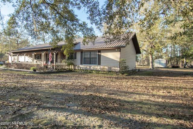 12249 NW 198TH St, Lake Butler, FL 32054 (MLS #1108282) :: Berkshire Hathaway HomeServices Chaplin Williams Realty