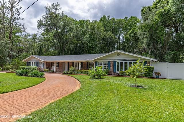 8204 Jose Cir W, Jacksonville, FL 32217 (MLS #1108290) :: Memory Hopkins Real Estate