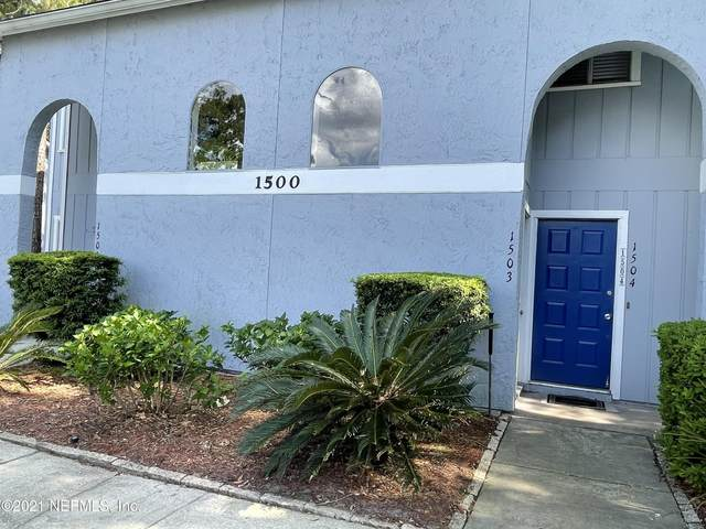 3270 Ricky Dr #1503, Jacksonville, FL 32223 (MLS #1108293) :: Olde Florida Realty Group