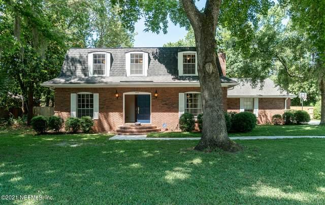 2848 Admirals Walk Dr W, Orange Park, FL 32073 (MLS #1108302) :: Berkshire Hathaway HomeServices Chaplin Williams Realty