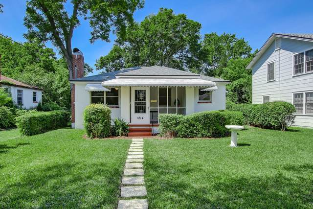 1214 Wolfe St, Jacksonville, FL 32205 (MLS #1108306) :: EXIT Inspired Real Estate