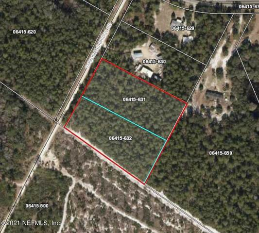 0 Strickland, Perry, FL 32348 (MLS #1108362) :: Berkshire Hathaway HomeServices Chaplin Williams Realty
