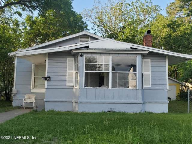 2069 W 14TH St, Jacksonville, FL 32209 (MLS #1108369) :: Engel & Völkers Jacksonville