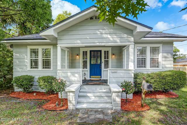 1268 Wolfe St, Jacksonville, FL 32205 (MLS #1108382) :: The Volen Group, Keller Williams Luxury International