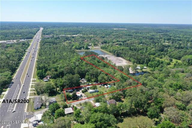 86013 Peeples Rd, Yulee, FL 32097 (MLS #1108401) :: EXIT Inspired Real Estate