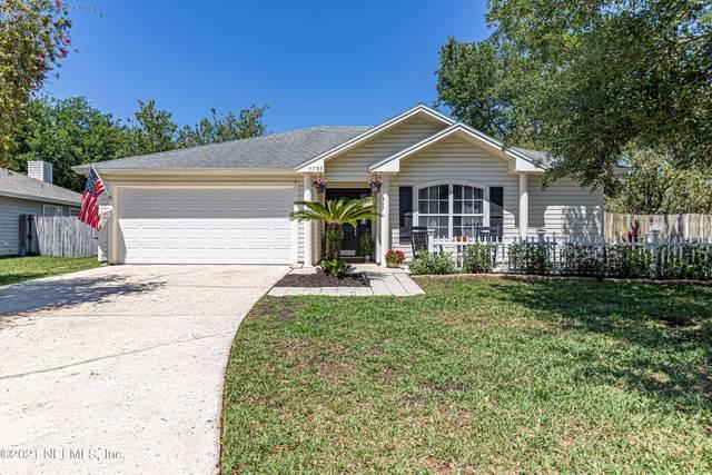 4593 Arrow Wind Ln, Jacksonville, FL 32258 (MLS #1108483) :: The Hanley Home Team