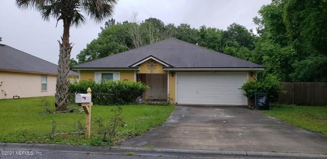 34 Vermont Ave, GREEN COVE SPRINGS, FL 32043 (MLS #1108573) :: The Hanley Home Team
