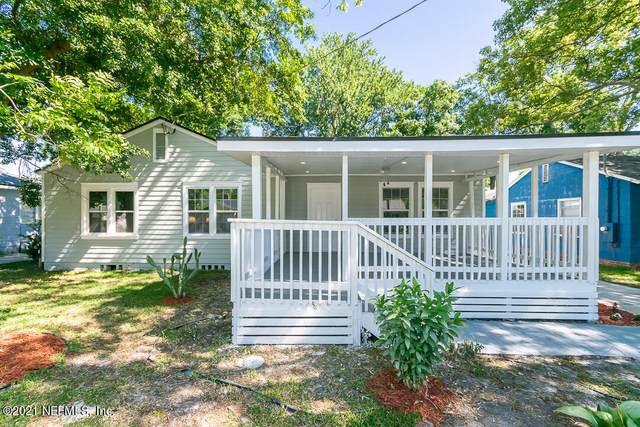 4649 Sussex Ave, Jacksonville, FL 32210 (MLS #1108576) :: Berkshire Hathaway HomeServices Chaplin Williams Realty