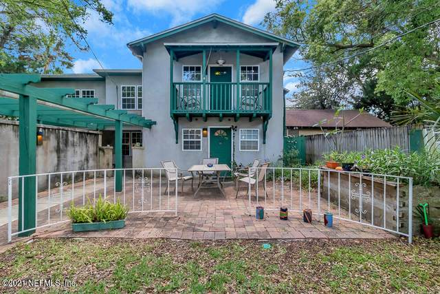 67 Valencia St, St Augustine, FL 32084 (MLS #1108617) :: EXIT Real Estate Gallery