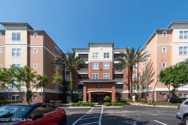 4480 Deerwood Lake Pkwy #152, Jacksonville, FL 32216 (MLS #1108639) :: The Every Corner Team