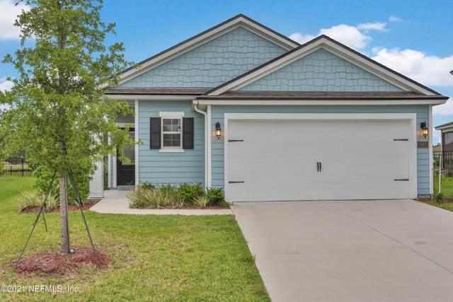 3977 Heatherbrook Pl, Orange Park, FL 32065 (MLS #1108647) :: Berkshire Hathaway HomeServices Chaplin Williams Realty