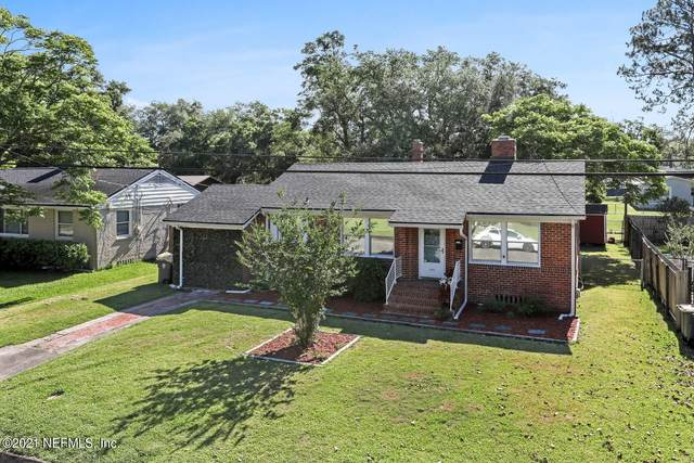 2231 Redfern Rd, Jacksonville, FL 32207 (MLS #1108657) :: Memory Hopkins Real Estate