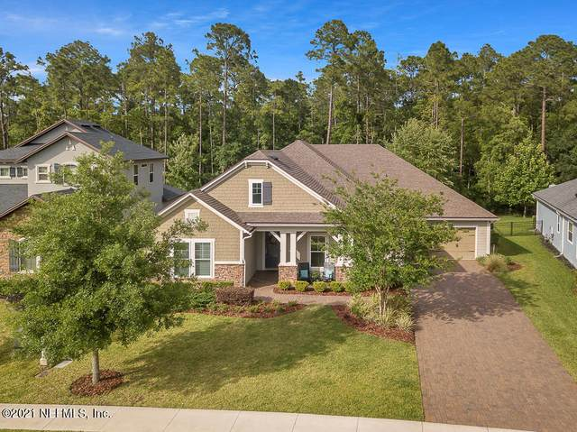 487 Eagle Rock Dr, Ponte Vedra, FL 32081 (MLS #1108661) :: The Volen Group, Keller Williams Luxury International