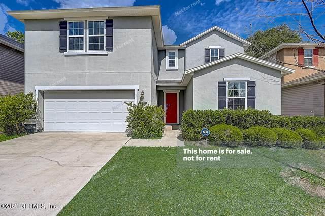 360 Auburn Oaks Rd E, Jacksonville, FL 32218 (MLS #1108668) :: Memory Hopkins Real Estate
