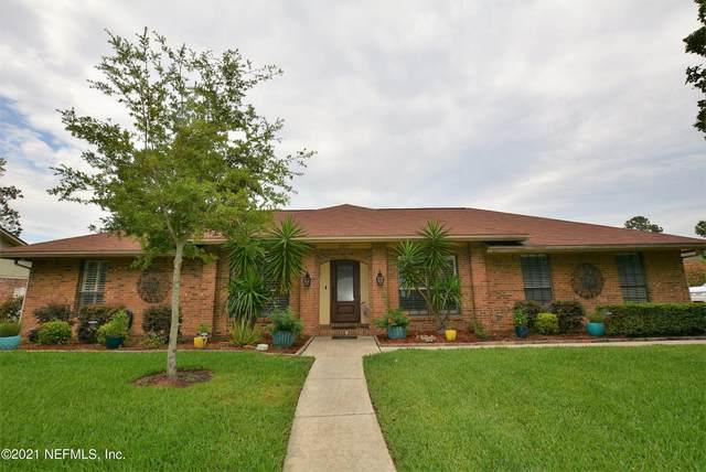 2317 Fallen Tree Dr W, Jacksonville, FL 32246 (MLS #1108685) :: EXIT Inspired Real Estate