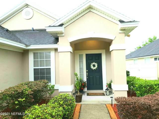 1459 Bitterberry Dr, Orange Park, FL 32065 (MLS #1108717) :: Berkshire Hathaway HomeServices Chaplin Williams Realty