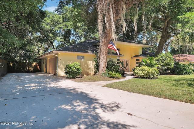 5135 Shore Dr, St Augustine, FL 32086 (MLS #1108719) :: Berkshire Hathaway HomeServices Chaplin Williams Realty