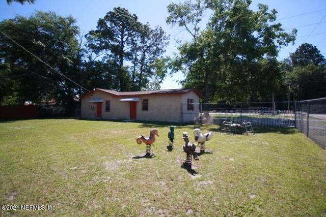 5001 Soutel Dr, Jacksonville, FL 32208 (MLS #1108727) :: Noah Bailey Group