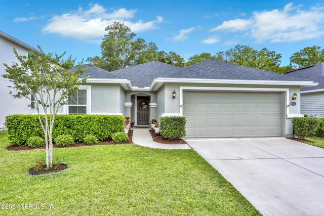 9670 Abby Glen Cir, Jacksonville, FL 32257 (MLS #1108733) :: The Hanley Home Team