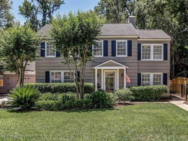 1334 Morvenwood Rd, Jacksonville, FL 32207 (MLS #1108746) :: The Randy Martin Team | Watson Realty Corp