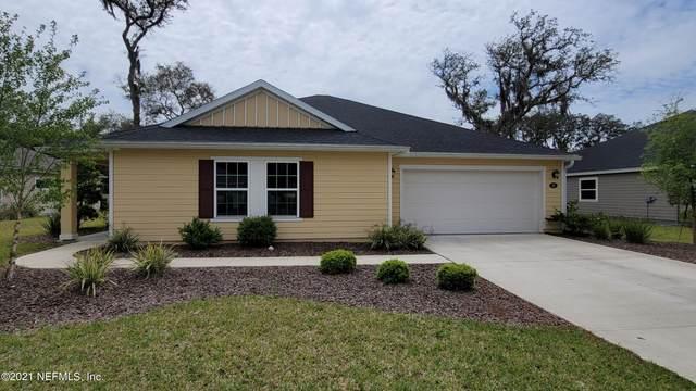 45 Coastal Village Ln, St Augustine, FL 32095 (MLS #1108749) :: Noah Bailey Group