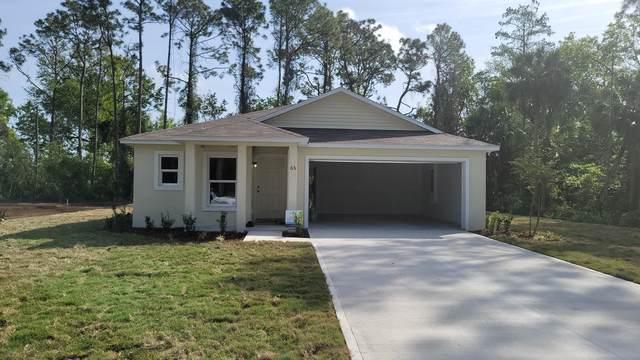 65 Birchwood Dr, Palm Coast, FL 32137 (MLS #1108756) :: Noah Bailey Group