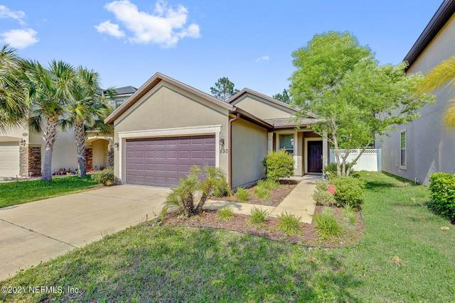 550 Drysdale Dr, Orange Park, FL 32065 (MLS #1108762) :: Berkshire Hathaway HomeServices Chaplin Williams Realty