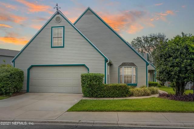 385 Village Dr, St Augustine, FL 32084 (MLS #1108770) :: Ponte Vedra Club Realty