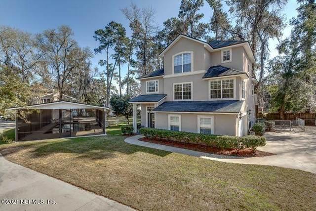 3861 Eldridge Ave, Orange Park, FL 32073 (MLS #1108773) :: Noah Bailey Group