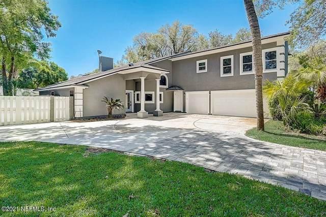 1653 Windward Ln, Neptune Beach, FL 32266 (MLS #1108788) :: The Volen Group, Keller Williams Luxury International