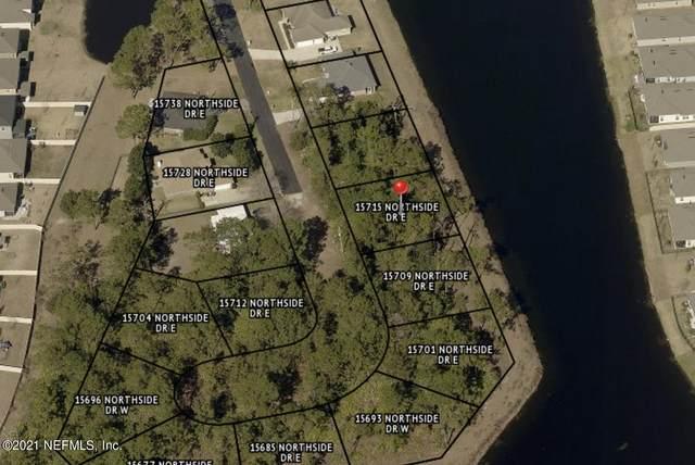 15715 Northside Dr E, Jacksonville, FL 32218 (MLS #1108799) :: The Hanley Home Team