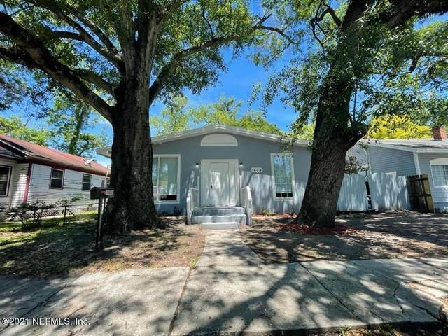 1433 W 33RD St, Jacksonville, FL 32209 (MLS #1108820) :: The Volen Group, Keller Williams Luxury International