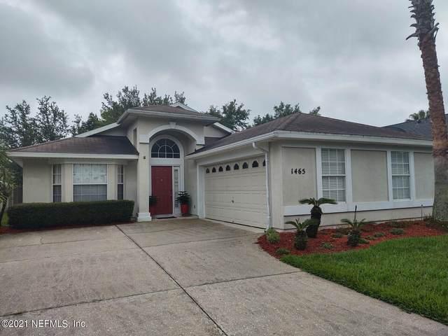 1465 Cedar Grove Ter, Orange Park, FL 32003 (MLS #1108885) :: Berkshire Hathaway HomeServices Chaplin Williams Realty