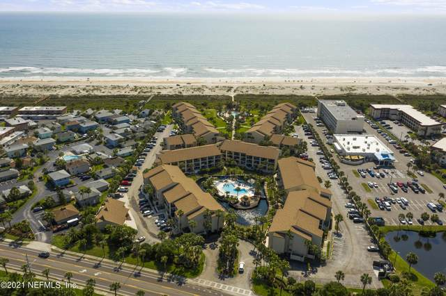 850 A1a Beach Blvd #128, St Augustine, FL 32080 (MLS #1108886) :: Endless Summer Realty