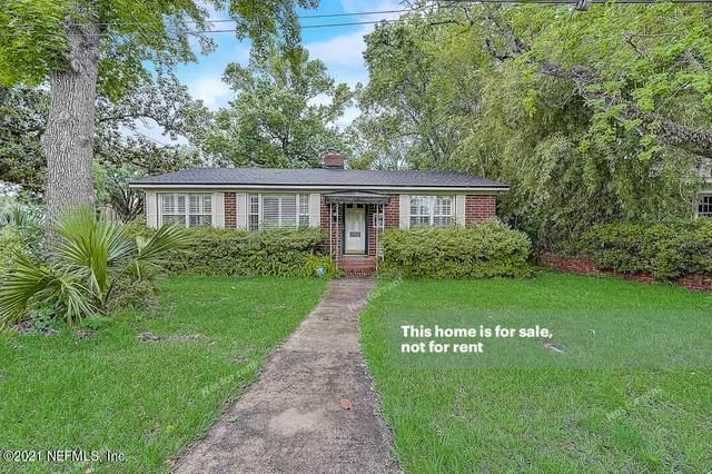 2148 Arcadia Pl, Jacksonville, FL 32207 (MLS #1108893) :: The Hanley Home Team