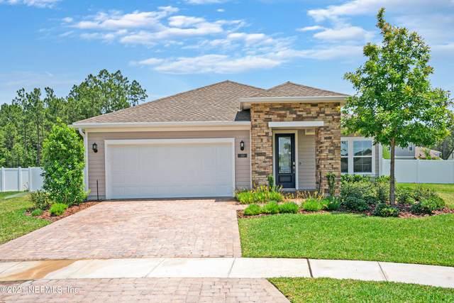 30 Eagle Ridge Pl, St Augustine, FL 32095 (MLS #1108903) :: The Volen Group, Keller Williams Luxury International