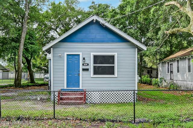 804 W 29TH St, Jacksonville, FL 32209 (MLS #1108914) :: The Perfect Place Team
