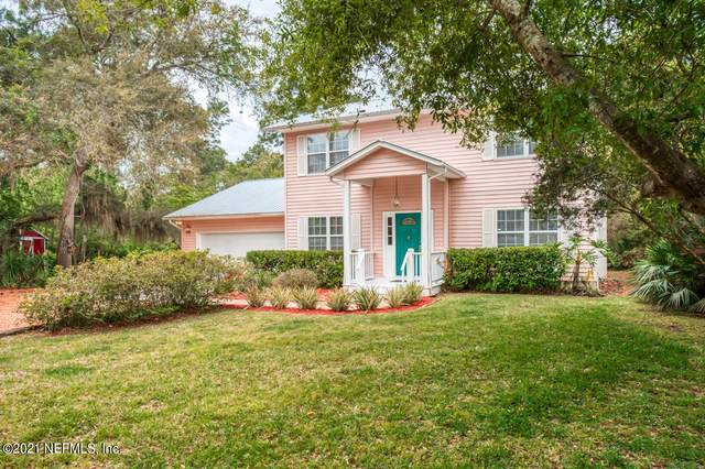 6713 Hidden Creek Blvd, St Augustine, FL 32086 (MLS #1108920) :: Berkshire Hathaway HomeServices Chaplin Williams Realty