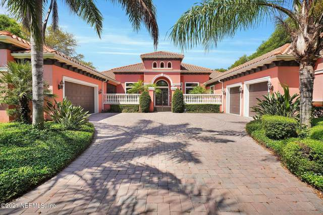 6 Spanish Oaks Ct, Palm Coast, FL 32137 (MLS #1108950) :: Ponte Vedra Club Realty