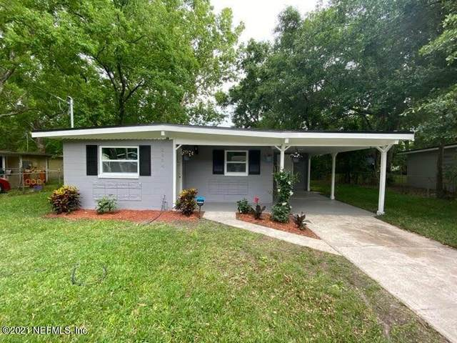 2854 8TH St, Jacksonville, FL 32254 (MLS #1108958) :: EXIT Inspired Real Estate