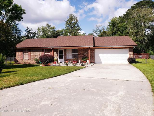 2165 Agave Manor, Middleburg, FL 32068 (MLS #1108979) :: The Hanley Home Team
