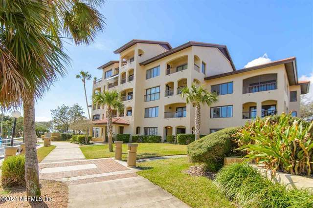 3103 Harbor Dr #103, St Augustine, FL 32084 (MLS #1108986) :: Ponte Vedra Club Realty