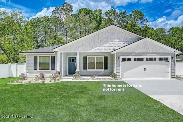 1169 Starratt Rd, Jacksonville, FL 32218 (MLS #1108993) :: The Volen Group, Keller Williams Luxury International