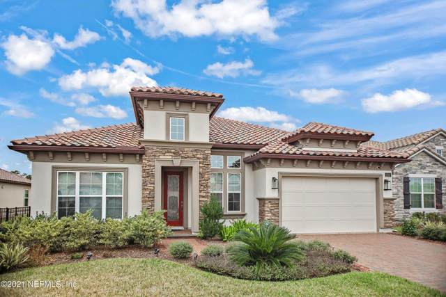 2512 Caprera Cir, Jacksonville, FL 32246 (MLS #1109012) :: The Every Corner Team