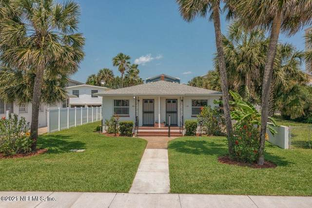 119 12TH Ave S, Jacksonville Beach, FL 32250 (MLS #1109059) :: The Randy Martin Team | Watson Realty Corp